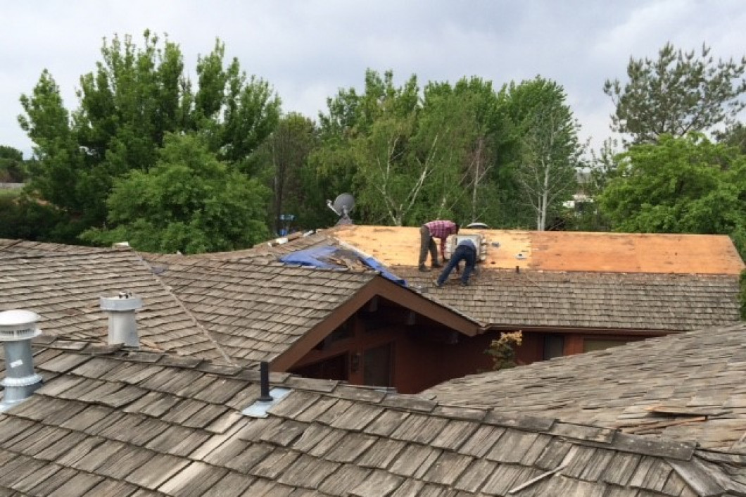 We'll Nail Your Roof Replacement Job